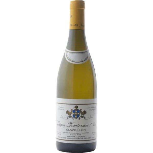 2015 Domaine Leflaive Puligny-Montrachet Clavoillon 1er Cru 750ml
