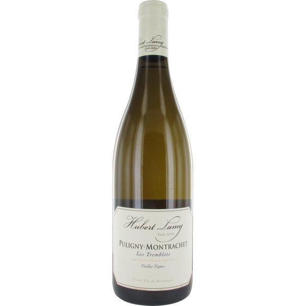 2015 Hubert Lamy Puligny-Montrachet AOC Les Tremblots Vielles Vignes 750ml