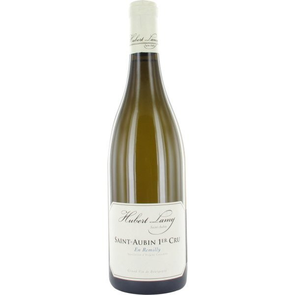 2015 Hubert Lamy Saint Aubin Blanc En Remilly 1er Cru 750ml