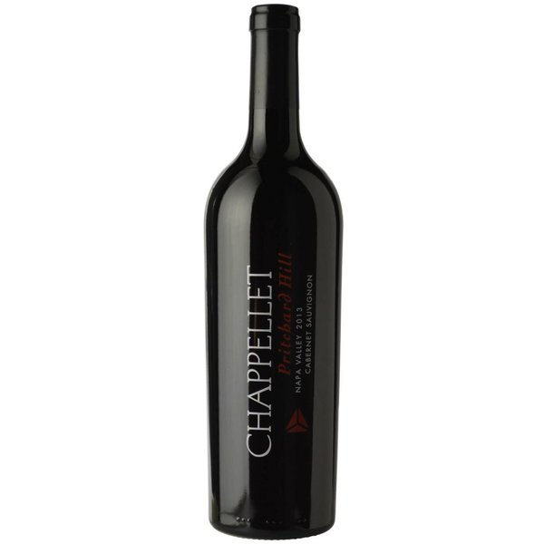 2014 Chappellet Pritchard Hill Cabernet Sauvignon 750ml