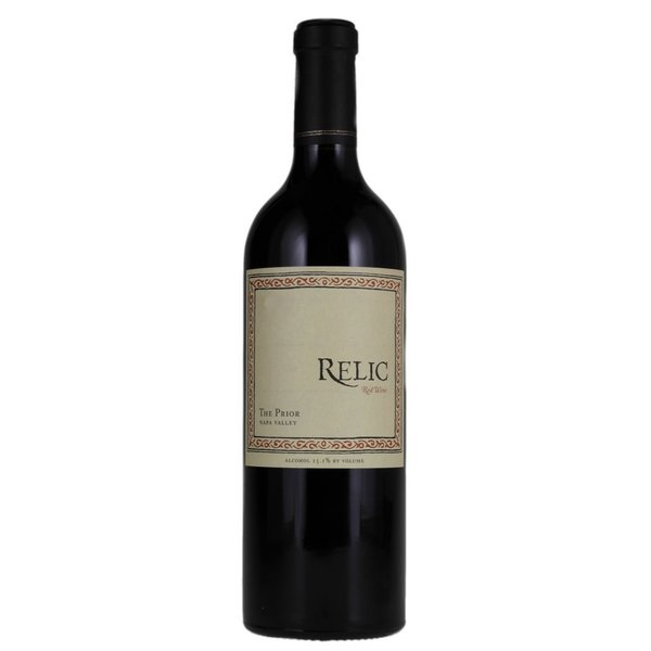 2011 Relic The Prior Cabernet Franc