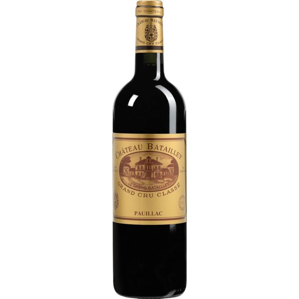 2009 Chateau Batailley 375ml