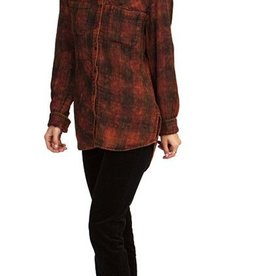 Emery Flannel Shirt