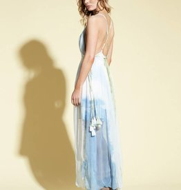 Gypsy 05 Charming Multi Strap Maxi Dress