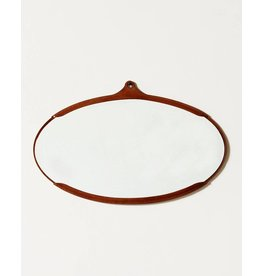 Wide Oval Mirror - Fairmount