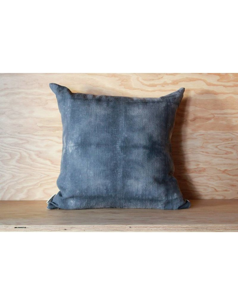 Fold Pillow in Charcoal