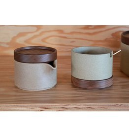 Hasami Natural Sugar Pot