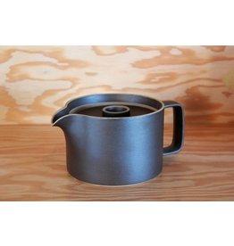 Hasami Black Teapot