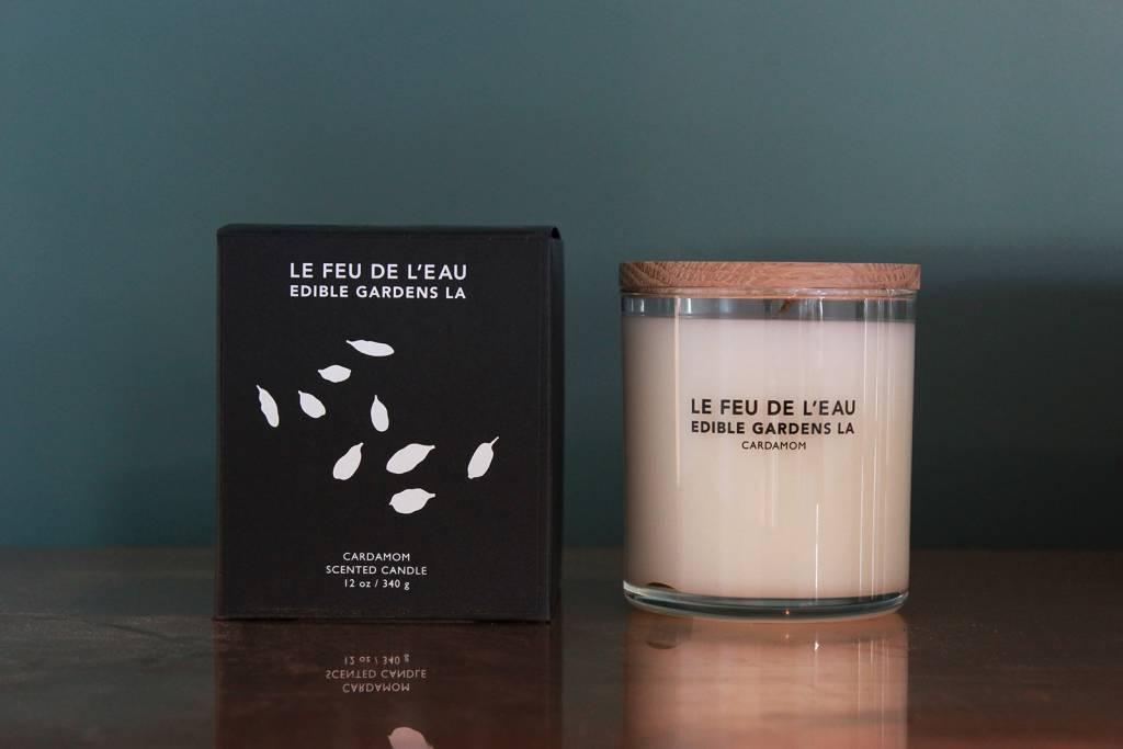 Cardamom Candle