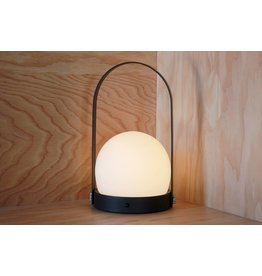 Danish Carrie LED Black Lamp