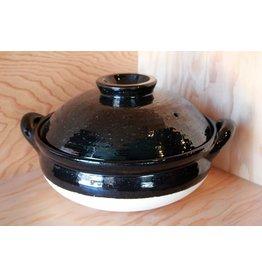 Donabe Lg Blk Steamer