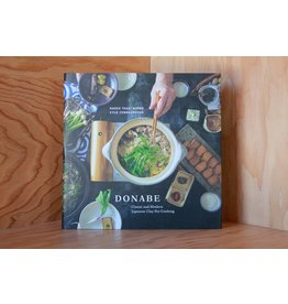 Potter/TenSpeed/Harmony Donabe Cookbook
