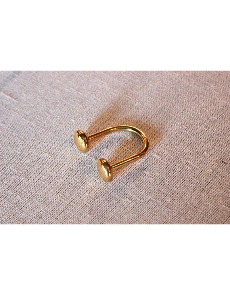 Carl Auböck U Key Ring