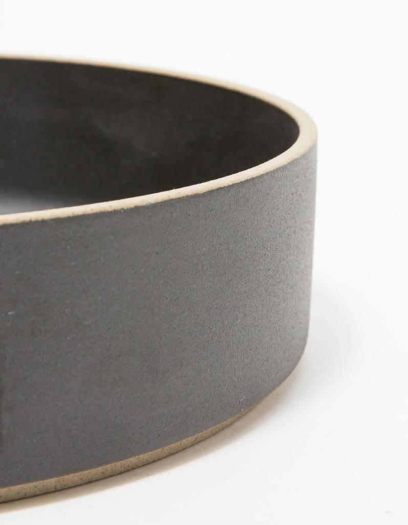 Hasami Medium Black Bowl