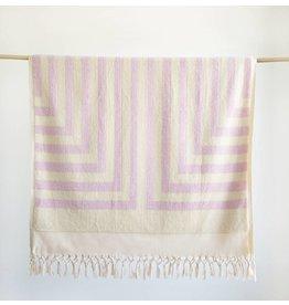 Pink Infinity Towel