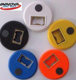 Innova Innova Mini Disc Bottle Opener