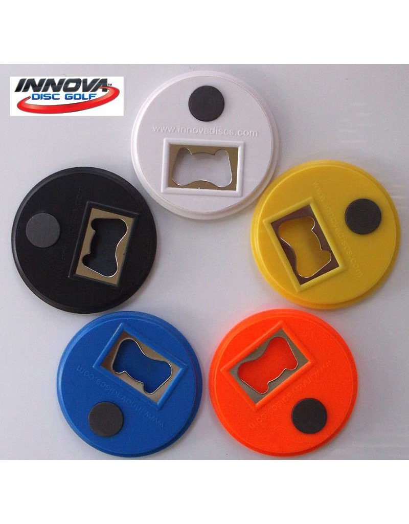 Innova Innova Mini Disc Bottle Opener