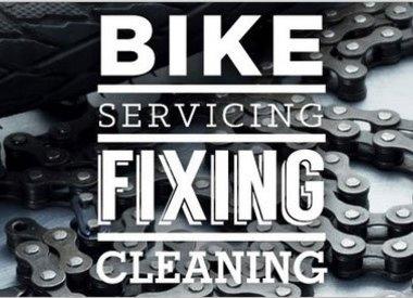Winter Bike Service