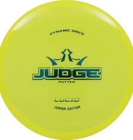 Dynamic Discs LUCID JUNIOR JUDGE