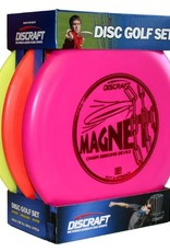 Discraft Beginner Disc Golf Set Three Pack