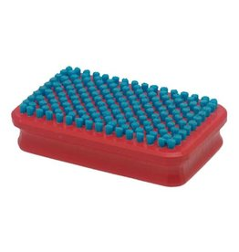 Swix Rectangular Fine Blue Nylon Brush