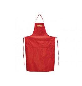 Start waxing apron