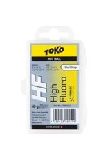 Toko HF Hot Wax YELLOW 10C/-4C (40G)