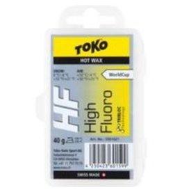 Toko HF Hot Wax YELLOW +10...-4 (40G)