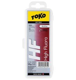 Toko HF Hot Wax RED -2C/-11C (120G)