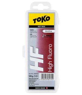 Toko HF Hot Wax RED -2C/-11C (120G)