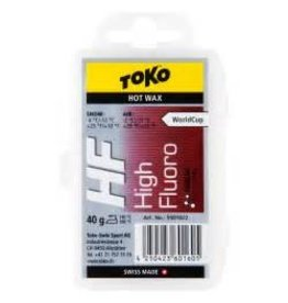 Toko HF hot wax RED -4C/-12C (40G)