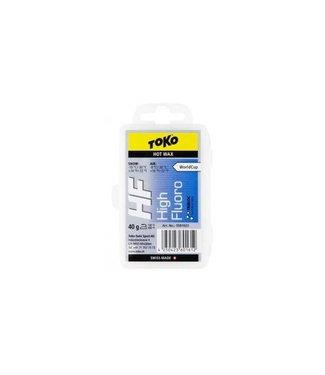 Toko HF hot wax BLUE -9/-30 (40G)