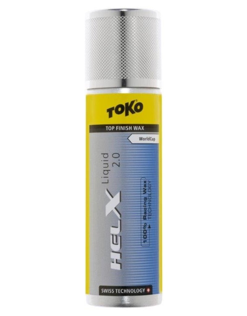 Toko HelX liquid 2.0 BLUE (50 ml)