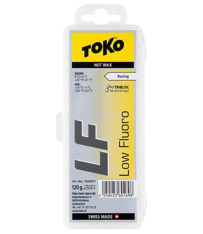 Toko LF Hot Wax YELLOW (120g)