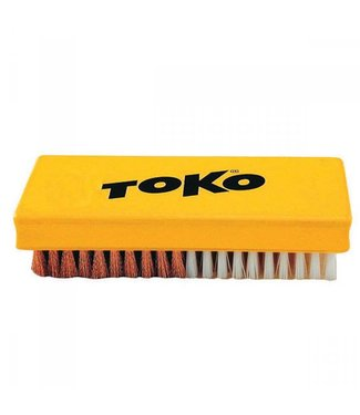 Toko Combi Nylon/Copper Base Brush