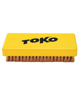 Toko Base Copper Brush