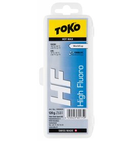 Toko HF Hot Wax BLUE -9C/-30C (120G)