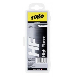 Toko HF Hot Wax BLACK Base Prep (120G)