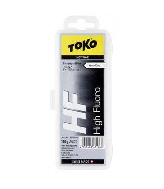 Toko HF Hot Wax BLACK Base Prep (120G)