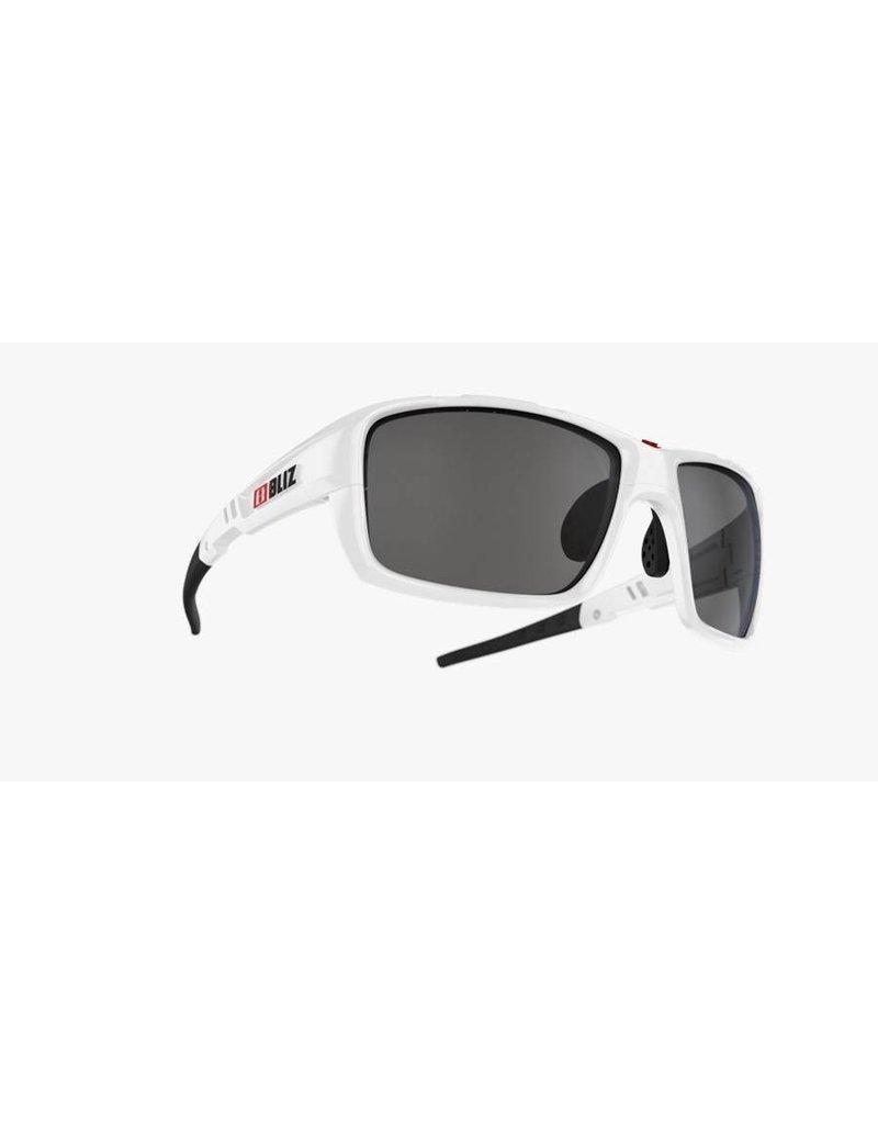 Bliz Tracker Ozon Sunglasses -  White Frame