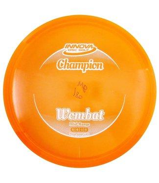 Innova WOMBAT Champion