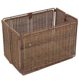 Axiom Faux Wicker Basket - Rear Folding