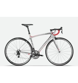 Devinci Leo 105 - Silver/Red - 2017 - Men