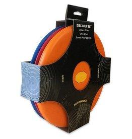 Vibram Disc Golf 3-pack - Beginner