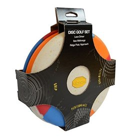 Vibram Disc Golf 3-pack - Intermediate