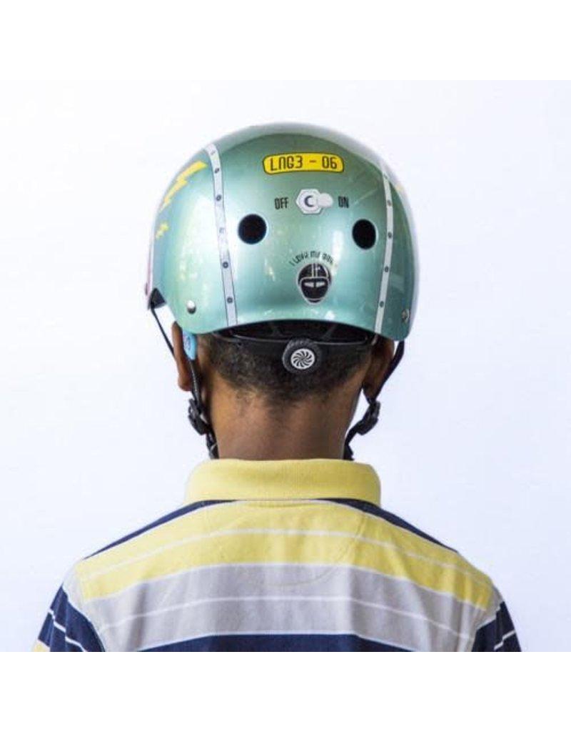 Nutcase Little Nutty,  Tin Robot |XS|48-52cm