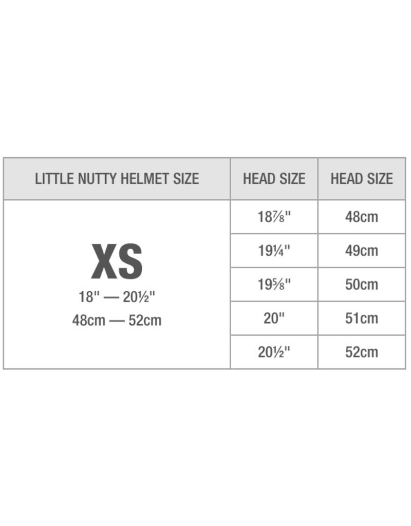 Nutcase Little Nutty,  Happy Hearts  XS 48-52cm