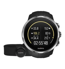 SUUNTO SPARTAN SPORT BLACK, CHEST HR
