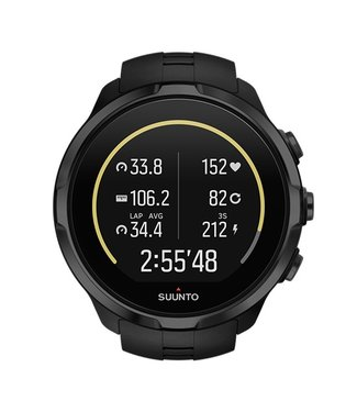 SUUNTO Spartan Sport Wrist HR - all black