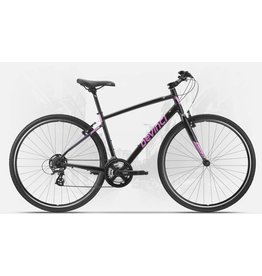 Devinci Milano WF - Black/Pink